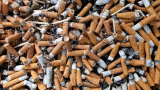 Wie viel rauchen die Schweizer?