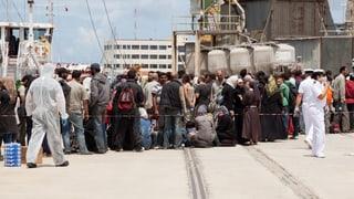 Schweiz soll bei EU-Asylbüro mitmachen
