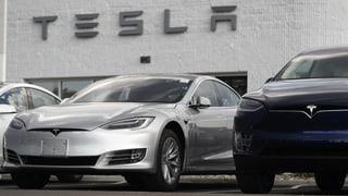 Tesla soll an der Börse bleiben