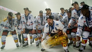 ZSC Lions sind Schweizer Meister