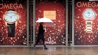 Schweizer Luxusuhren werden in China günstiger