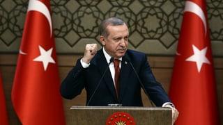 Erdogan: er el in «inimi da la libertad da pressa»