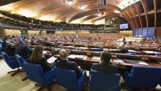 Der Europarat ist beschädigt