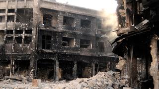 80'000 Tote in Syrien seit 2011