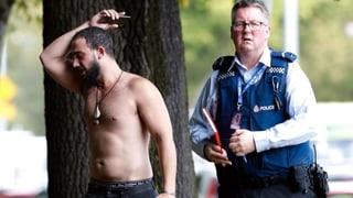 Anschlag auf Moscheen in Christchurch – das Protokoll