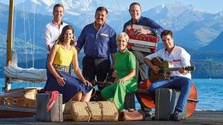 «Wäutebummler»-Tournee 2019 von Oesch's die Dritten