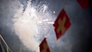 Feuer frei! Es gibt einen 1. August mit Vulkan & Co.