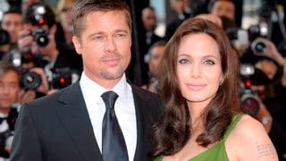 Pitt gegen Jolie – oder Spiegel gegen Wasser