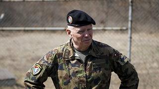 «Nur Dialog und Diplomatie führen zu stabiler Lösung»: Divisionär Urs Gerber über seine Zeit in der entmilitarisierten Zone.