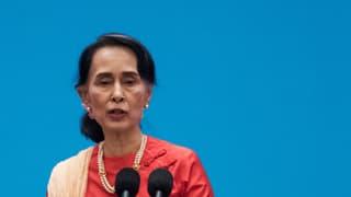 US-Holocaust-Museum zieht Preis an Aung San Suu Kyi zurück