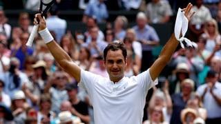 Federer scriva istorgia a Wimbledon