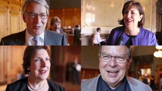 Alte Hasen im Bundeshaus: Was läuft anders als früher? (Artikel enthält Video)