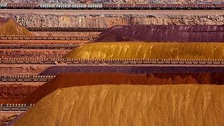 Fehlender Sand, mächtige Gasgiganten und wertvoller Müll