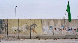 «Das Konzept einer Mauer ist doch völlig absurd» (Artikel enthält Video)