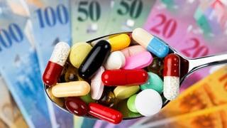 Das sind die teuersten Medikamente der Schweiz