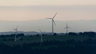 Aargauer Windkraft-Gegner nehmen nochmals einen Anlauf
