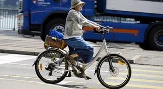 E-Bikes sorgen für doppelt so viele Unfälle auf Zürcher Strassen