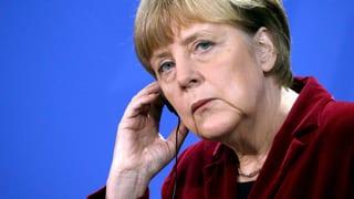 Ist Angela Merkel schuld am Aufkommen der Pegida?