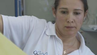 Isabel Costa - gia la mesadad da sia vita a Scuol (Artitgel cuntegn video)