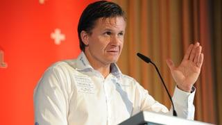 Swiss Ski sucht neuen Chef Alpin