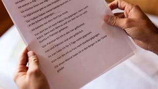 Strengstes Einbürgerungsgesetz der Schweiz
