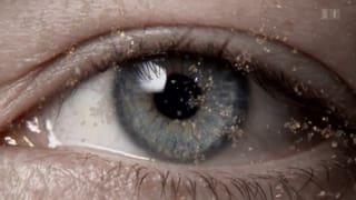 Augenleiden – Tränen der Trockenheit