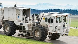 Atomendlager: Bohrungen und Messungen im Aargau