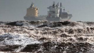 «Schwere Unwetter im Mittelmeer nehmen zu»
