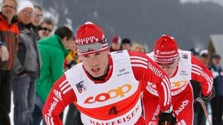 Gion Andrea Bundi gida il cader da biatlon