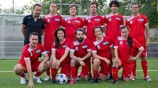 Futebol Total: Team Schweiz ist bereit fürs grosse Spiel