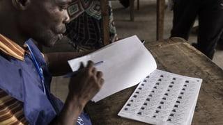 «Viele Menschen befürchten Wahlmanipulationen»