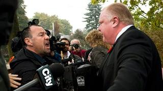 Dealer, Crack and Videotape: Torontos Bürgermeister tickt aus