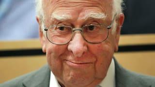 Nobelpreisträger Peter Higgs: Weltberühmt wider Willen