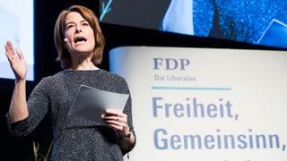 FDP stellt sich hinter Energiestrategie 2050