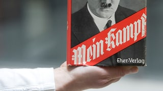 «Mein Kampf» als E-Book: viele Käufer, wenig Leser