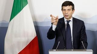 Rolex-Affäre: Renzi verliert Minister