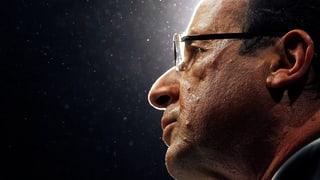 Syrien: Hollande hat keinen Rückhalt beim Volk