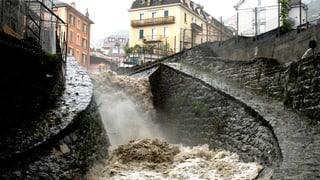 Hochwasser: Bund entwarnt teilweise