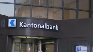Das Geschäft der Kantonalbank brummt