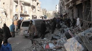 Evakuierung in Aleppo vorerst ausgesetzt