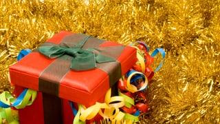 6 kreative Weihnachtsgeschenke mit dem «Wow»-Effekt