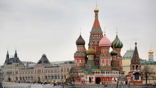 Luzerner Wirtschaftsvertreter müssen Moskau-Reise selber berappen