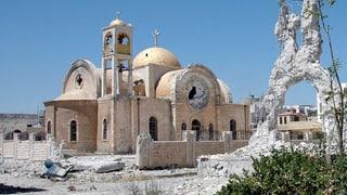 Bischof Armash Nalbandian: «Syrien ist noch nicht am Ende»