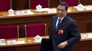 Korruption und Amtsmissbrauch: China klagt Ex-Spitzenpolitiker an