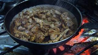 Kretisch kochen: Etwas Fisch, etwas Fleisch, gerne Schnecken