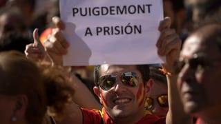 Juristische Schlinge um Puigdemont zieht sich zu