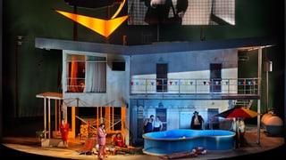 Bayreuth: Castorf macht «Rheingold» zu «Dallas»