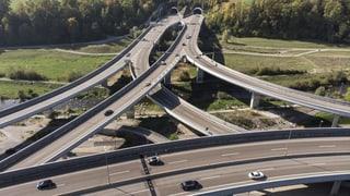 Der Ständerat streicht diese drei Nationalstrassenprojekte