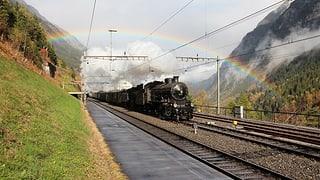 Das sind die schönsten Eisenbahn-Bilder der SRF 1-Hörer