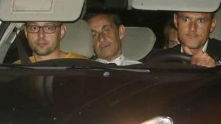 Sarkozy unter Korruptionsverdacht: Für Valls «ernste Situation»